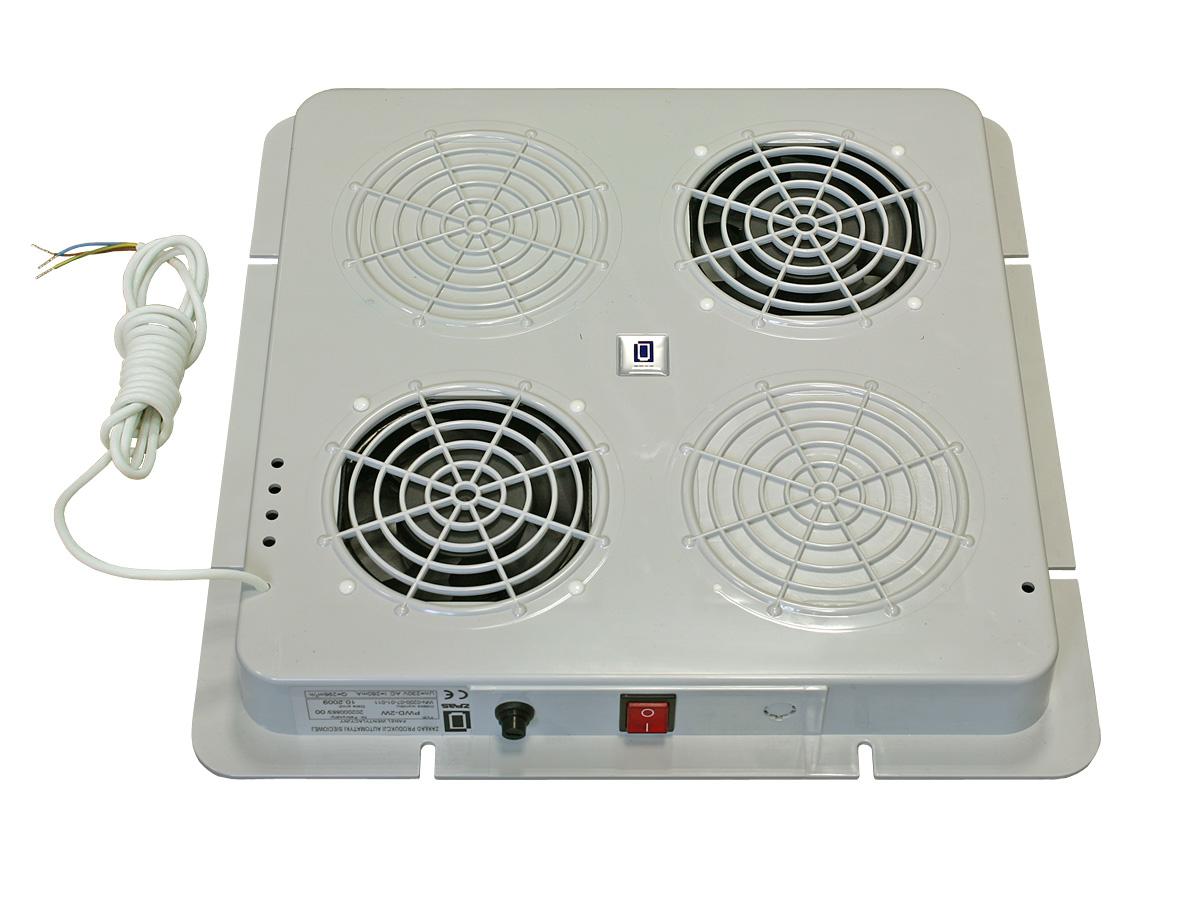 Ventilační jednotka PWD-2W, RAL 7035