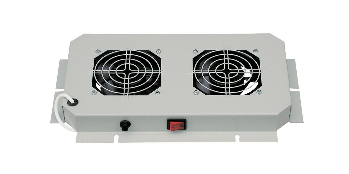 Ventilační jednotka PD-2W, RAL 7035