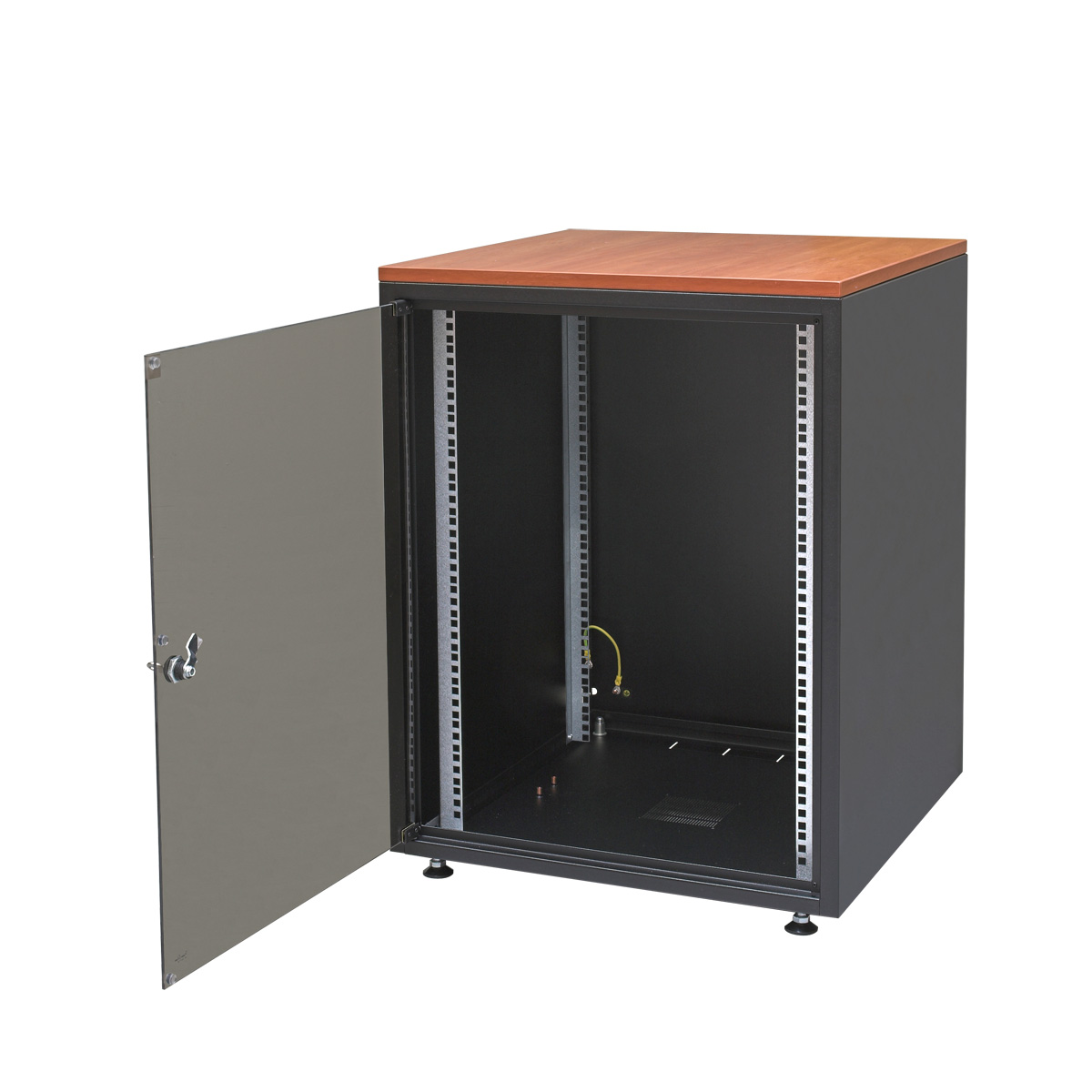 Designed For It Professionals To Securely Store Equipment