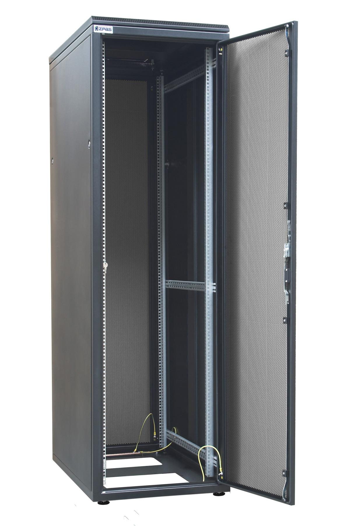 """19"""" serverový rozvaděč SZB SE, 42 U, 600 x 1000, RAL 9005"""